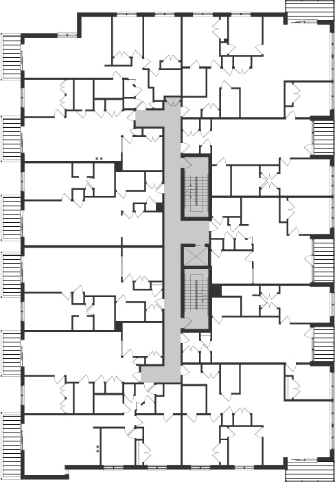 1023 N Ashland Floor Plan